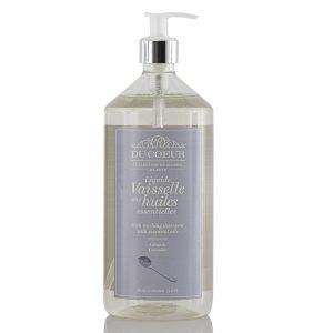 Fransk opvaskemiddel 1L Lavendel