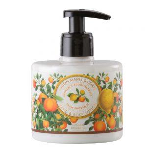 Hånd & body lotion citrus 300ml
