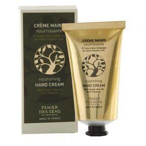 Organic olive hand cream 75ml