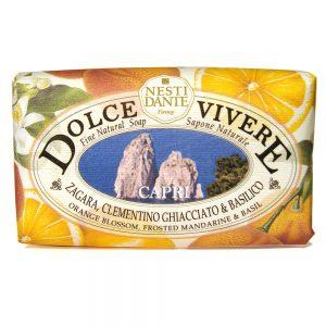 250g Fine natural soap Capri