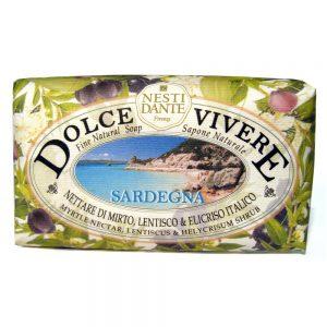 250g Fine Natural soap Sardegna