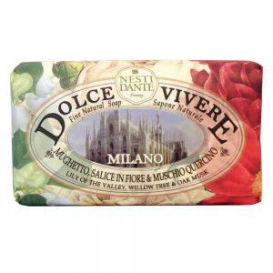 250g Fine Natural soap Milano