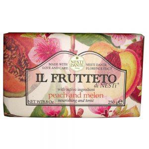 250g Fine Natural soap Fersken & Melon