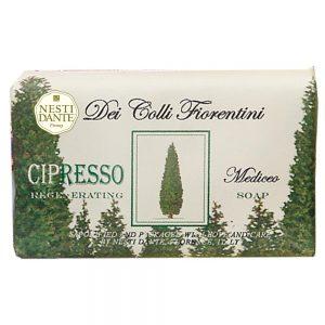 250g Fine natural soap Regenerating Cypress