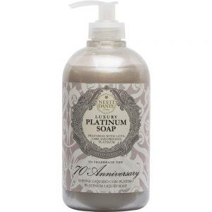 Luxury Platinum soap 500ml