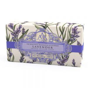 Triple Milled soap Lavender 200g
