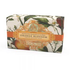 Triple Milled soap orange blossom 200g