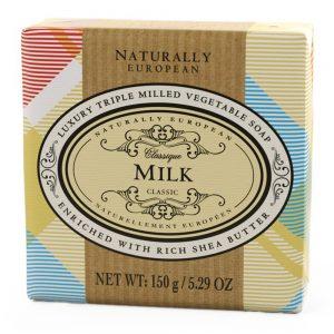 Triple milled soap Milk 150g