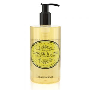 Luxury hand wash ginger-lime 500ml