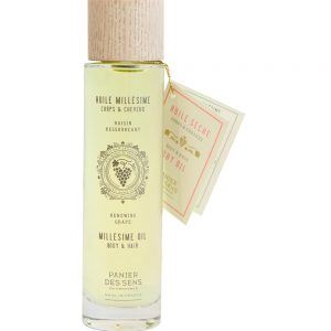 Hair & body dry oil organic vine grape 100ml