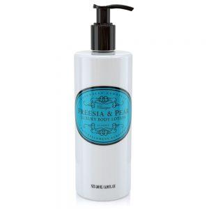 Luxury Body lotion Freesia & Pear 500ml.