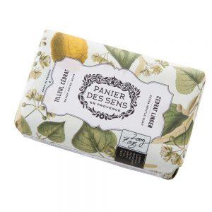 200g Sheabutter sæbe citron & lindeblomst