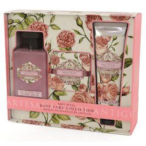Bath & Body collection rose