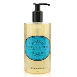 Luxury hand wash Freesia & Pear 500ml