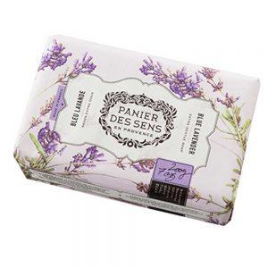 200g Sheabutter sæbe blue lavender