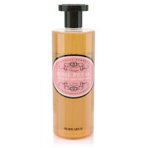 Luxury Shower gel Rose petal 500ml.