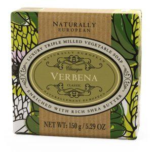 Triple milled soap verbena 150g