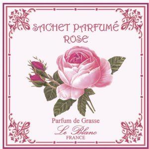 Fransk duftpose rose