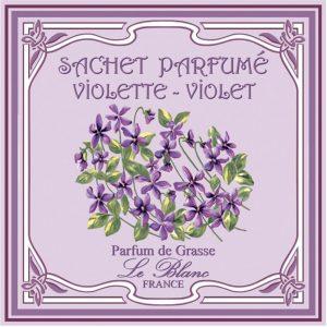 Fransk duftpose Viol