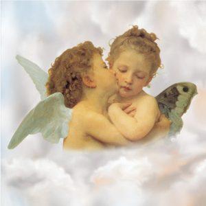 Fransk duftpose engel B – Amber