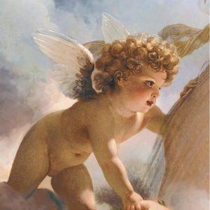 Fransk duftpose Engel A – amber