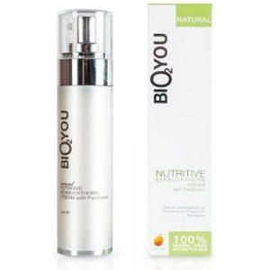 Natural Nutritive Havtorne creme m/Panthenol 50ml