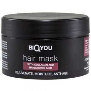 Hårmaske Rejuvenate – moisture-anti-age 200ml