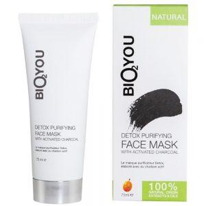 Face mask DETOX m/aktiv kul 75ml