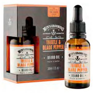 Face & Beard oil 30ml