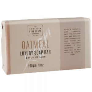 Oatmeal Luxury soap bar 220g
