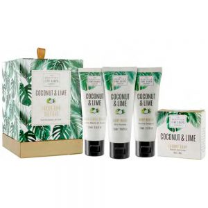 Coconut & Lime Gift set