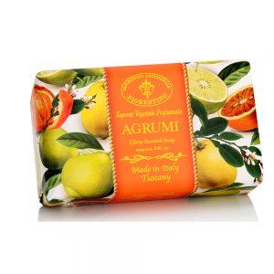 Vegetabilsk sæbe Citrus 250g