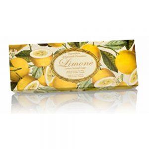 Vegetabilsk sæbe citron i æske