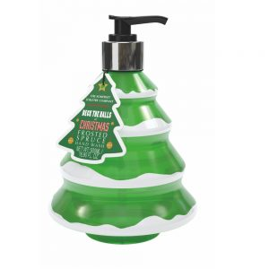Christmas tree 500ml frosted sprunce