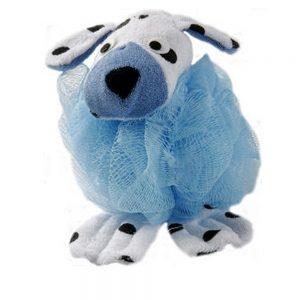 Fluffy svamp blå Dalmatiner