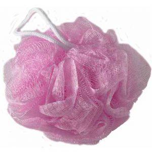 Fluffy svamp Pink