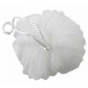 Fleur svamp Hvid