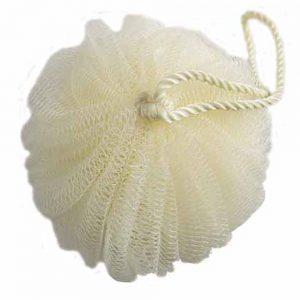 Fleur svamp Off white