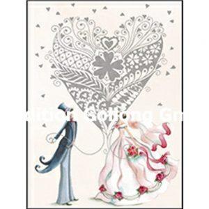 Mini kort med kuvert 5-291