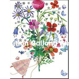 Mini kort med kuvert 5-297