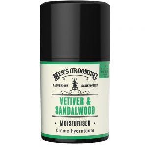 Moisturiser Vetiver & Sandelwood 50ml pumpe