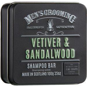 Shampoo bar Vetiver & Sandelwood 100g