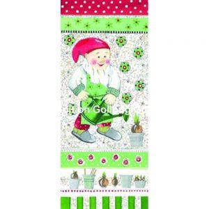 Mini lang kort med kuvert 10-127