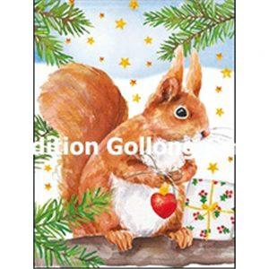 Mini kort med kuvert 105-187