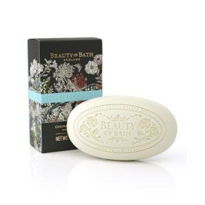 Soap bar Cashmere musk Noir 150g