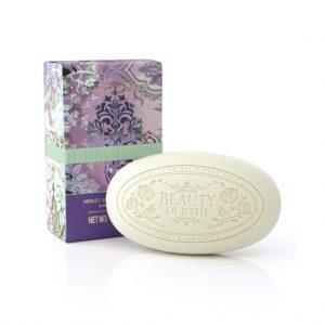 Soap bar Violet jasminium ginger 150g