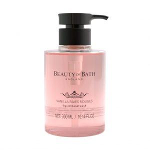 Hand wash Vanilla Baies Rouges 300ml