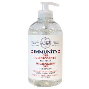 Immunity Anti bacterial Hygienizing gel 500ml