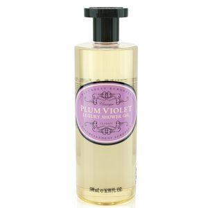 Luxury shower gel Plum violet 500ml