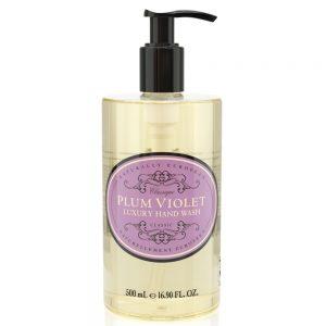 Luxury hand wash Plum violet 500ml